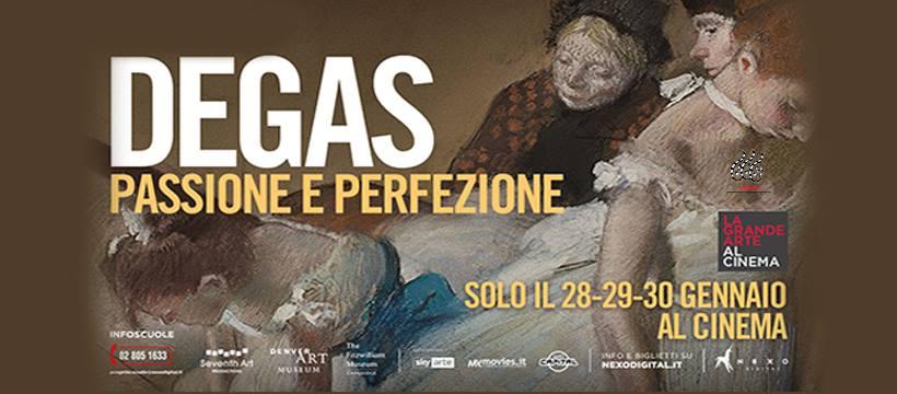 """La grande arte al cinema: """"Degas – Passione e Perfezione"""""""