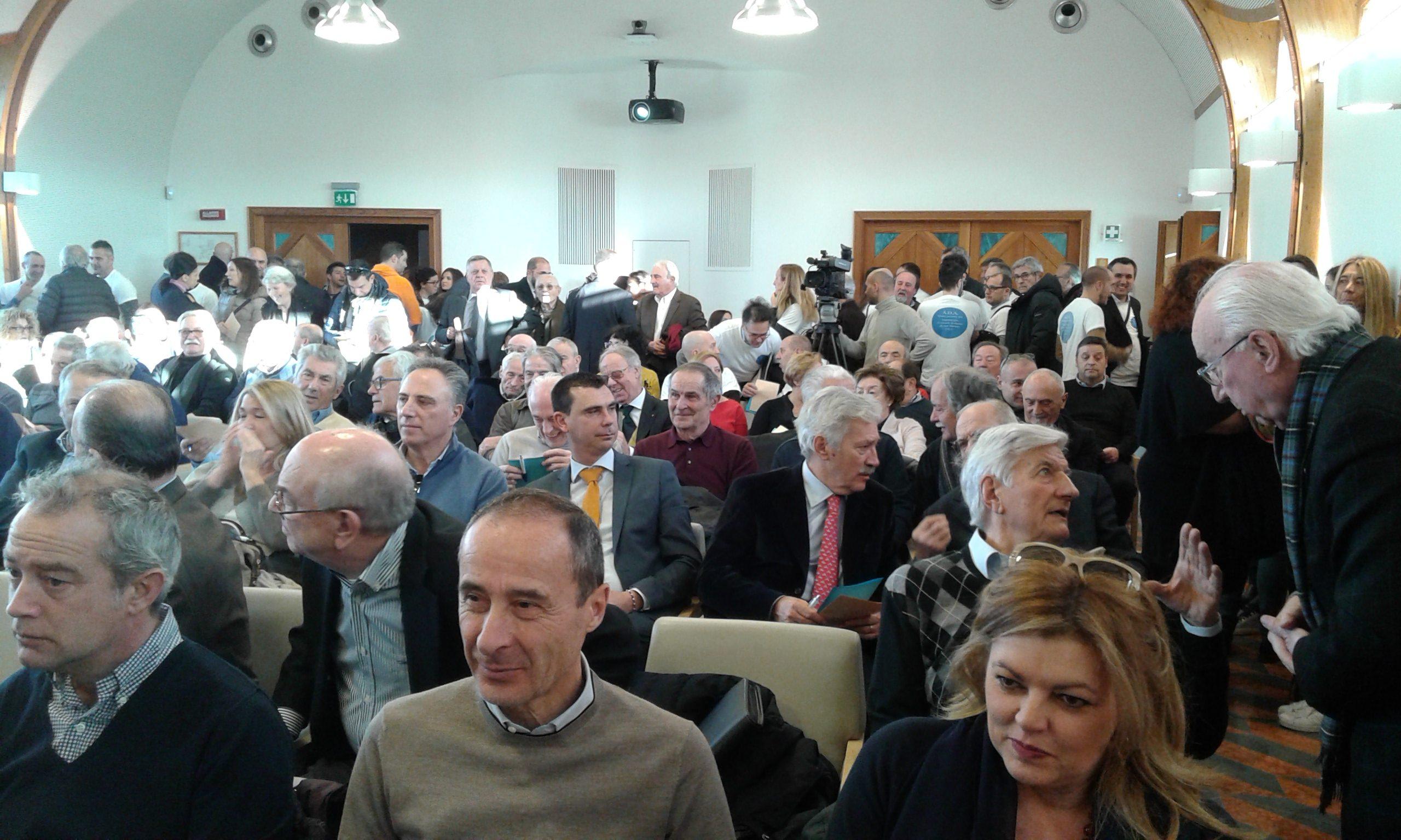 BSM: eletto Malpeli all'unanimità, ma il redde rationem sarà a febbraio