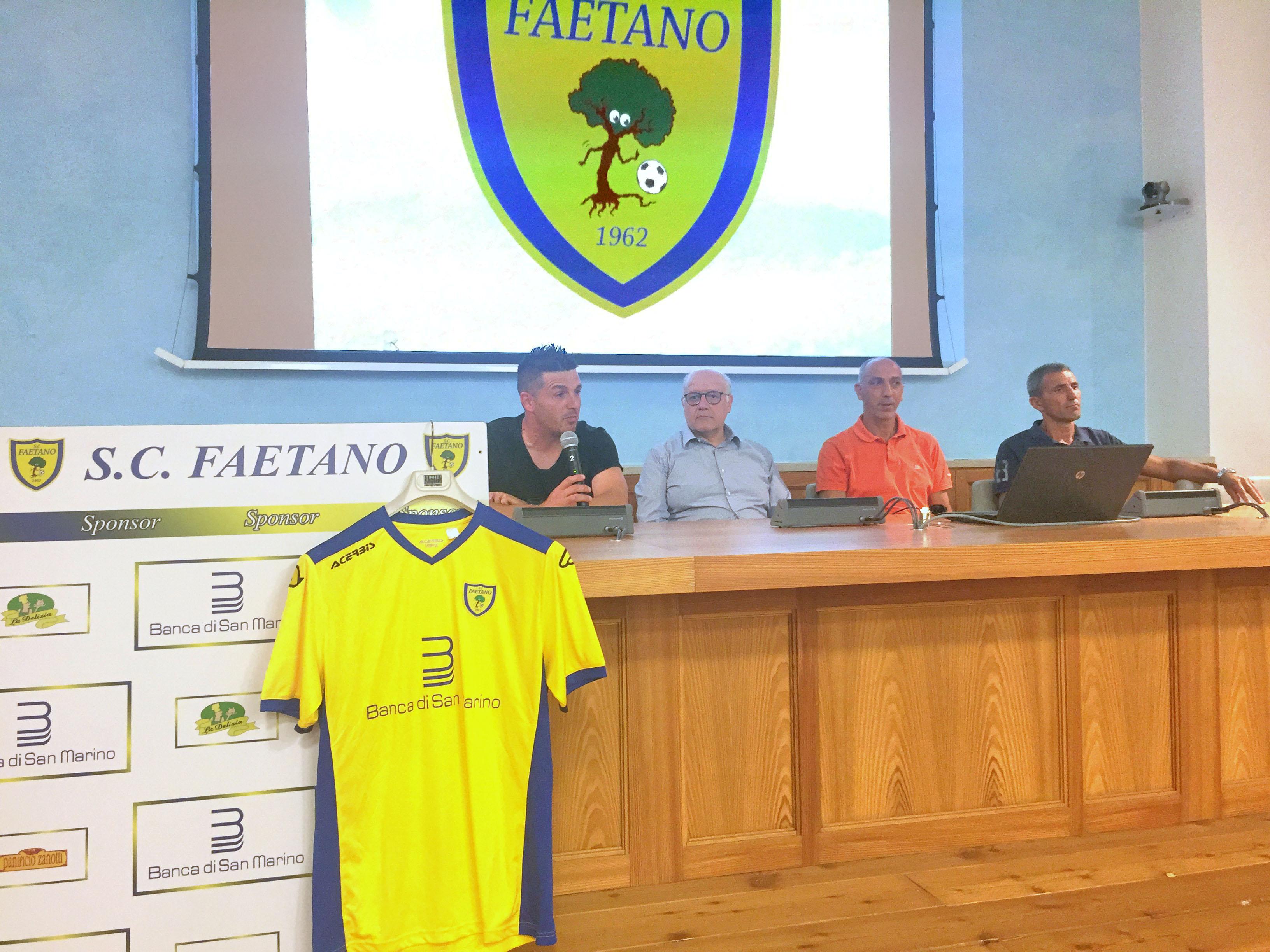 Calciomercato, 4 innesti nel Faetano per raggiungere l'obiettivo playoff