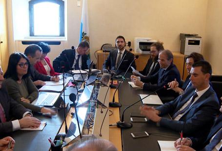 Commissariamento Fondazione BCSM: incontro con l'Avvocatura di Stato