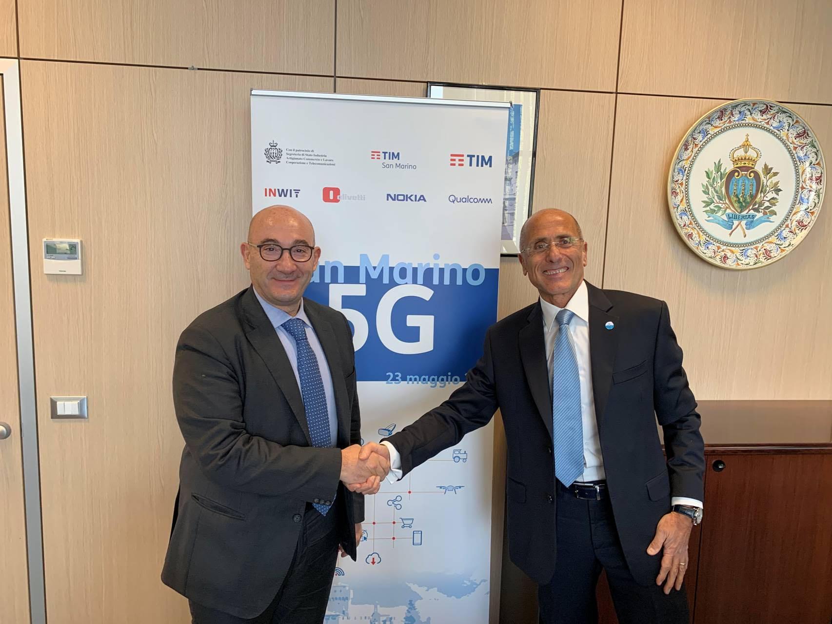 Michele Riela, nuovo Amministratore Delegato di TIM San Marino