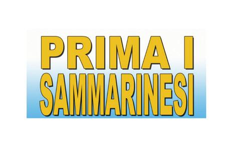 "Nasce il movimento politico ""Prima i sammarinesi"""