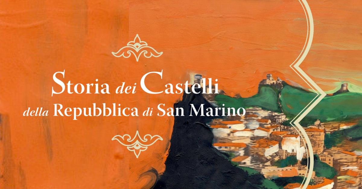 """ECF, pronta la ristampa del primo volume de """"La storia dei Castelli"""""""