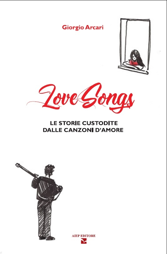 LoveSongs, Giorgio Arcari presenta il suo nuovo libro