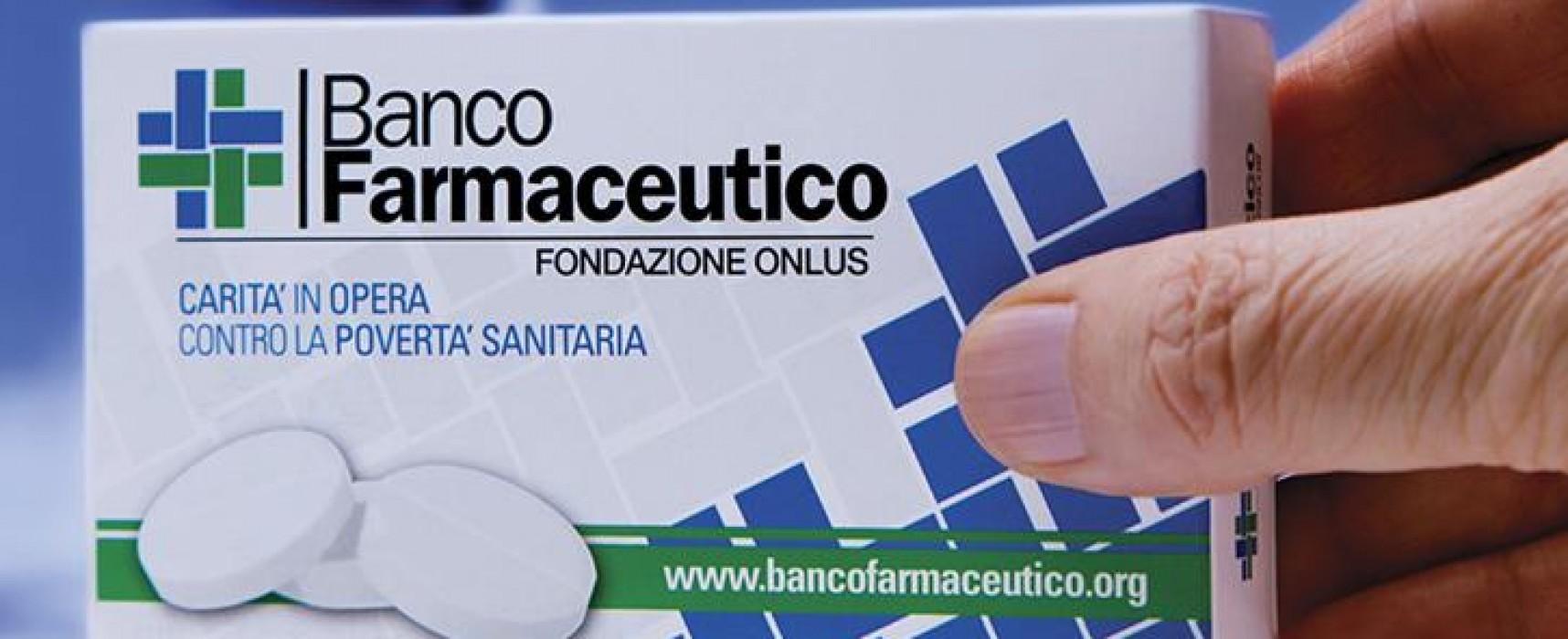 Domani, 9 febbraio, giornata per la raccolta del farmaco