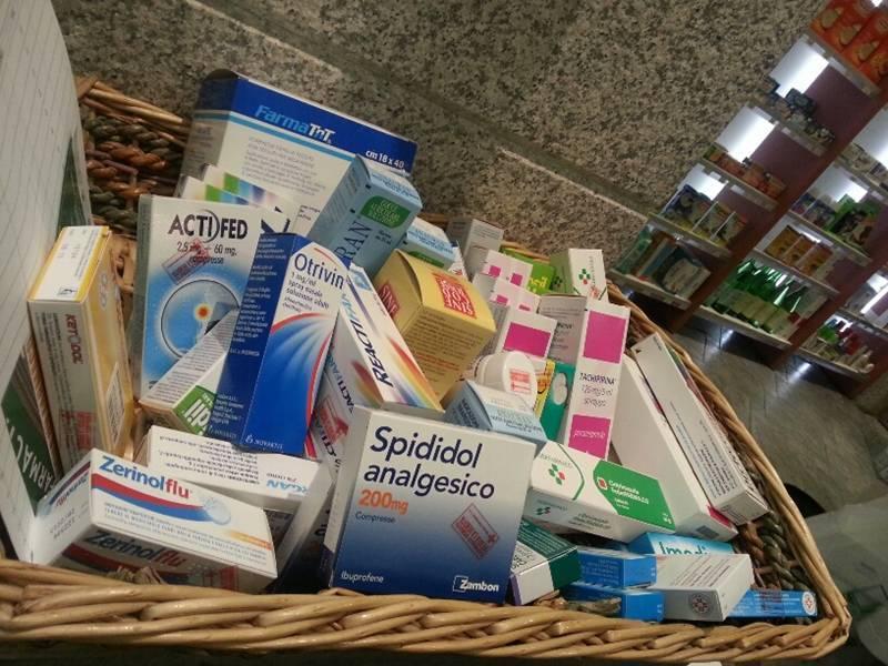 Oltre mille confezioni di farmaci donati per contrastare la povertà sanitaria