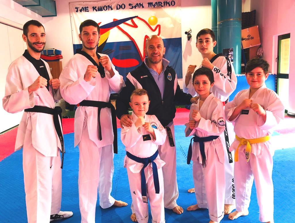Taekwondo: i bianco azzurri in trasferta a Forlì e a Pesaro