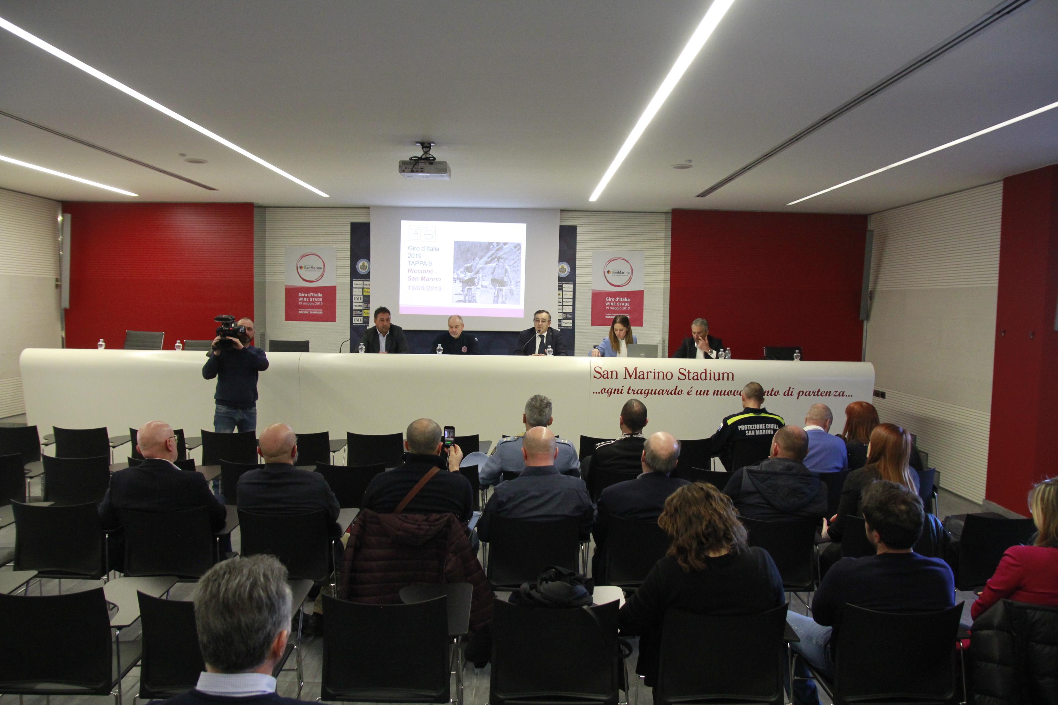 Presentata la nona tappa del Giro d'Italia, la Sangiovese Wine Stage