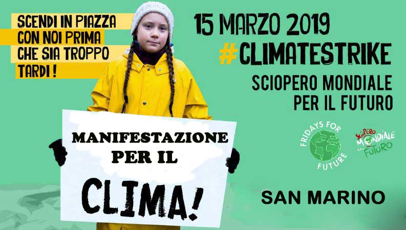 "Il PSD sostiene la campagna ""Fridays for Future"""