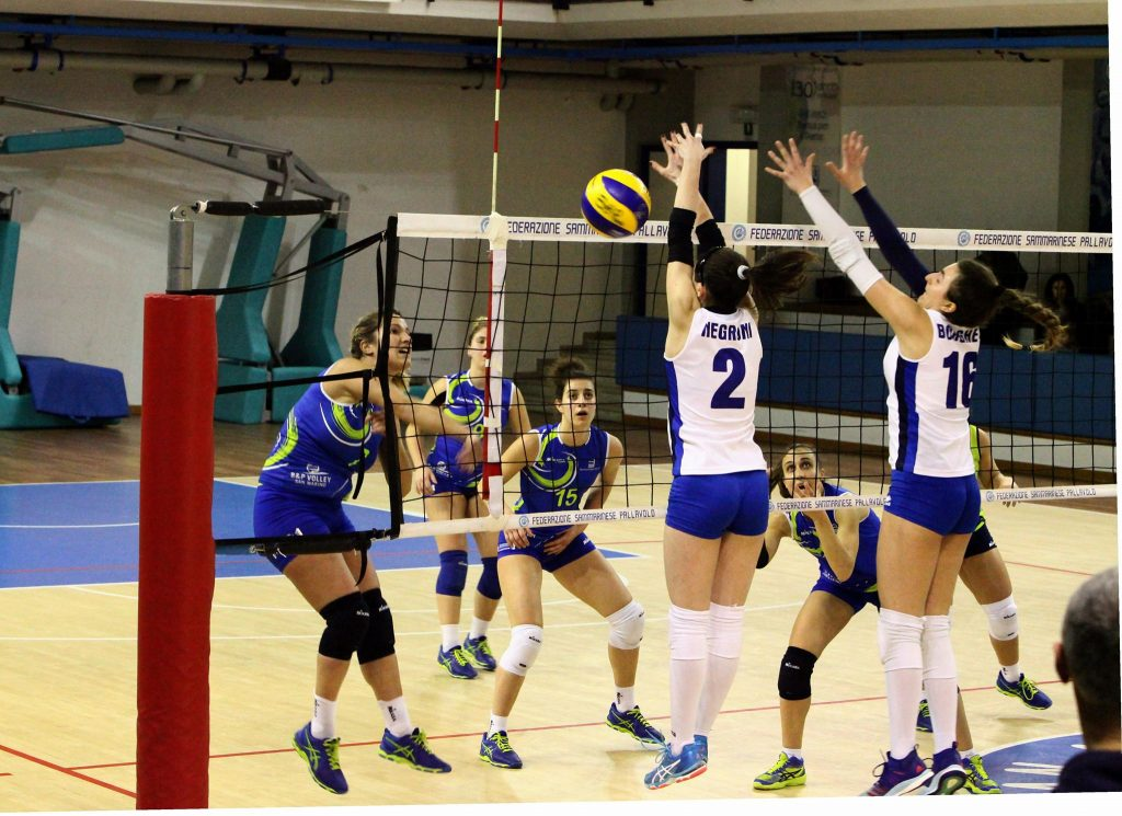 Volley: Serie B masch./ Titan Services ko Spoleto, Serie C femm./ Banca di San Marino ok col Flamigni - Tribunapoliticaweb SM