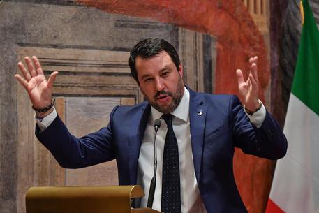 """Governo Draghi, Salvini apre: """"Lega a disposizione, niente veti"""""""